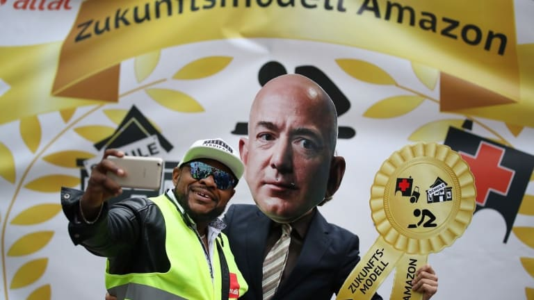 Amazon Is The Best Argument Against Capitalism
