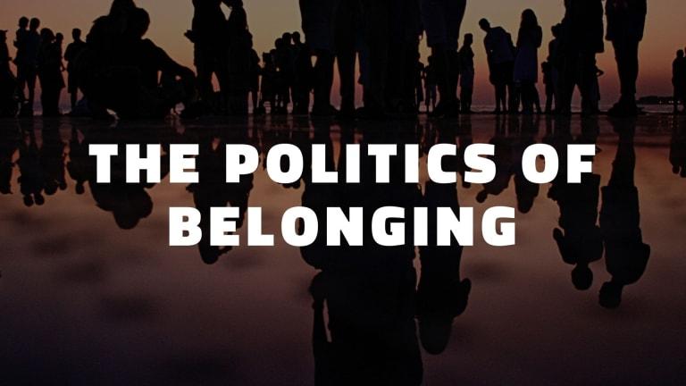 The Politics Of Belonging (featuring George Monbiot)