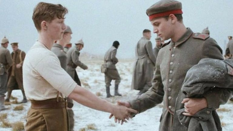 The Story Of The Christmas Truce
